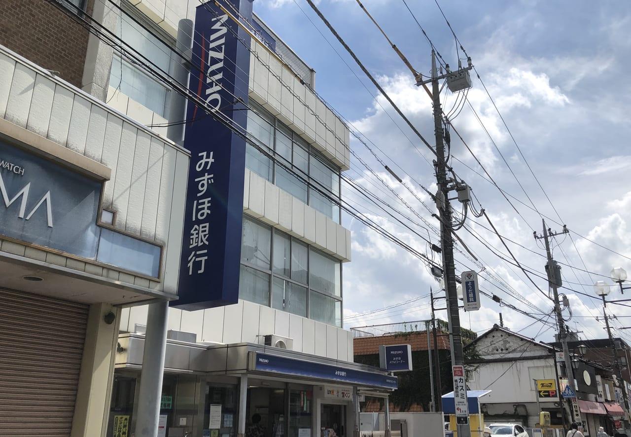 みずほ銀行桶川支店