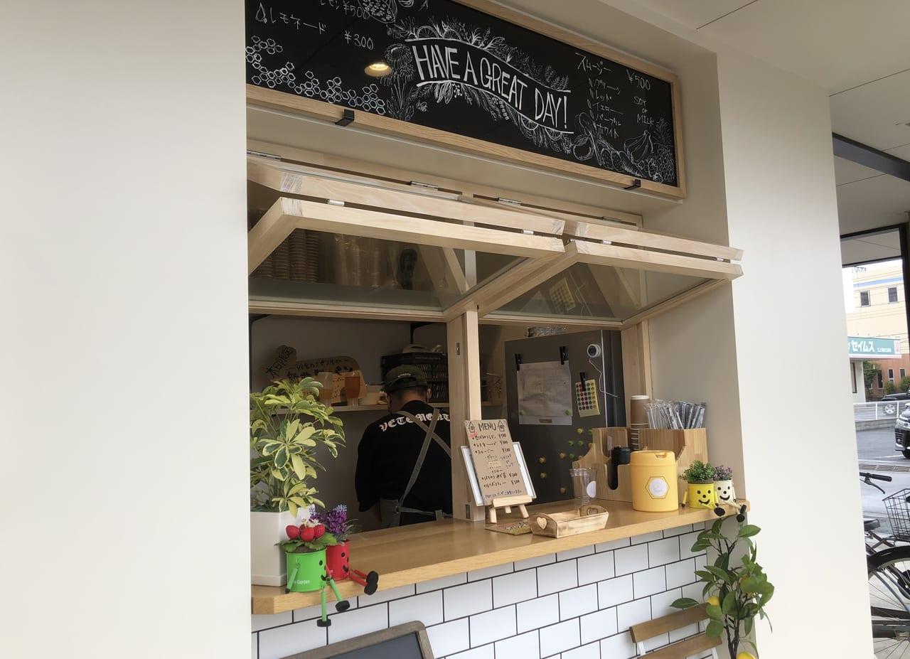 上尾市キュレアカフェ